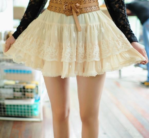 Διαχρονικές οι μίνι φούστες  1dfba6e3afa